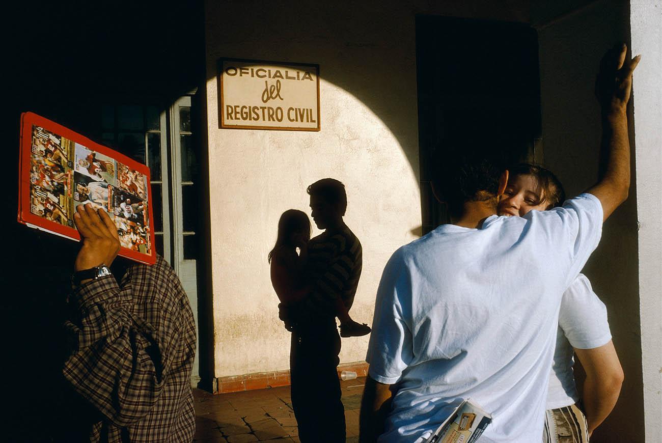 Nuevo Laredo, Mexico, 1996