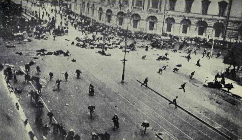russian-revolution-july-days