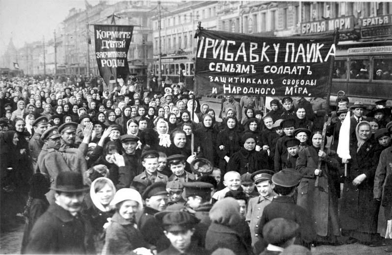 Fotoğraflarla Ekim Devrimi